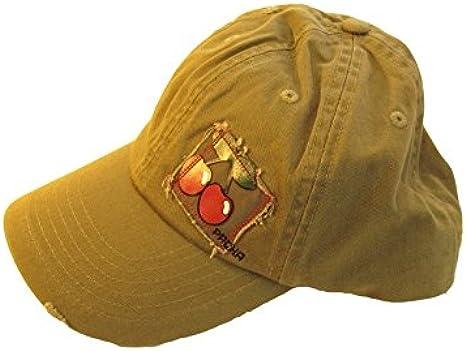 Pacha: Gorra Verde Logo Cerezas - Oliva, Talla única: Amazon.es ...