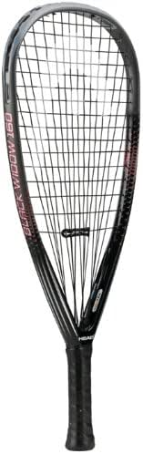 HEAD Black Widow/Scorpion/Cobra (160/170/180 Racquetball Racquet Series, (3 5/8