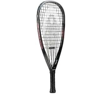 Head Black Widow 160 Racquetball Racquet (3-5/8)