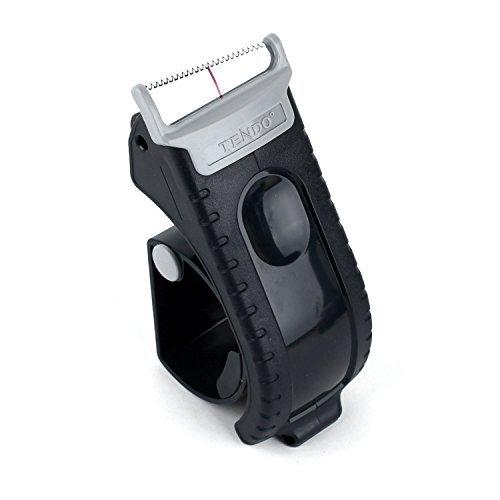 TENDO SY-123 Handheld 2-Inch Packing Tape Gun Cutting Dispenser