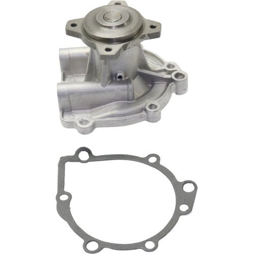 Water Pump compatible with Sidekick 96-98 / Sx4 07-09 4 Cyl 1.8L/2.0L/2.3L Eng.