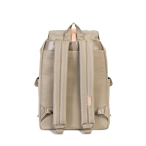 Synthetic Tan Peacoat Herschel Beige Small Leather X Dawson Ocker nnTxU