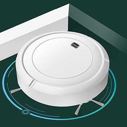 Aquila Collecteur de poussière Domestique entièrement Automatique de Nettoyage de Charge Trois-en-Un Robot de Balayage Intelligent, Blanc AQUILA1125