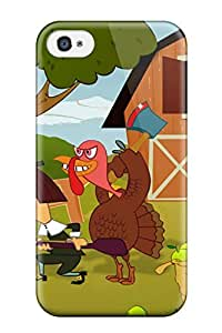 Premium Thanksgivings Back Cover Snap On Case For Iphone 4/4s