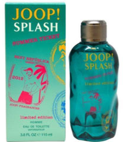 joop summer ticket - 6
