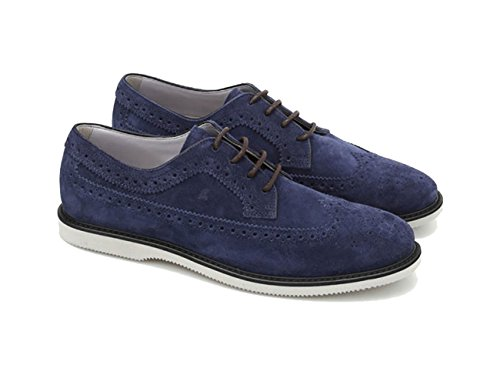 Hogan Club Zapato Azul, Hombre.