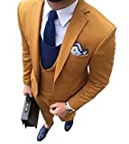 a7f580a3a1 High-End Suits Bridegroom - Traje para Hombre (3 Piezas