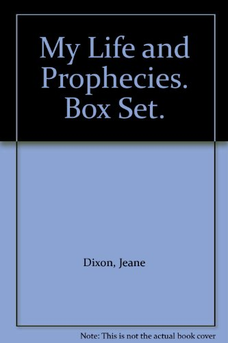 My Life And Prophecies by Jeane Dixon