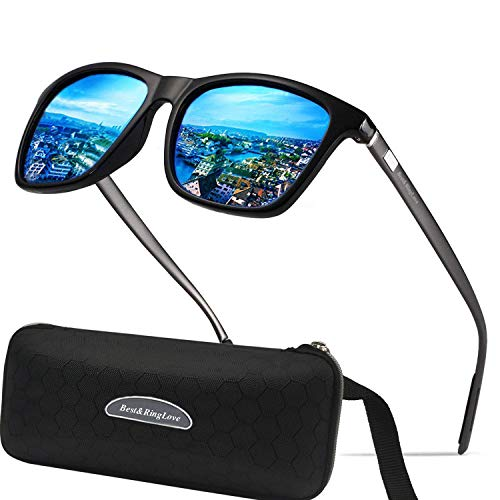 14bc09b213 Sunglasses for Men Women Polarized Vintage Sun Glasses Cool Fishing Golf sun  glasses Eyewear