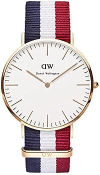 Daniel Wellington Men's 0103DW Multi-Color Watch