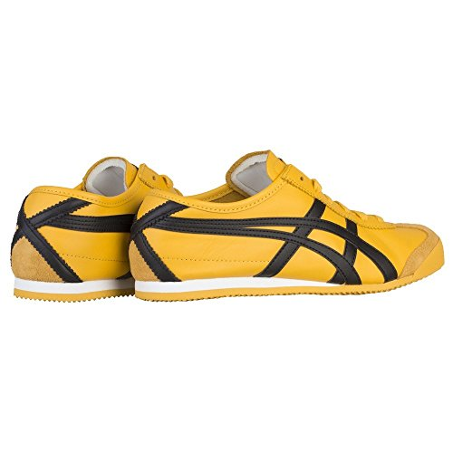 Gelb mixtes Mexico 66 nbsp;– Tiger Adulte Chaussures Onitsuka nbsp; Tiger 6R4BxwzzqU