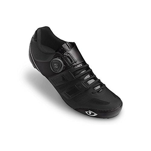 Giro Raes Techlace Noir Mat Femmes Chaussures De Vélo De Route Taille 37