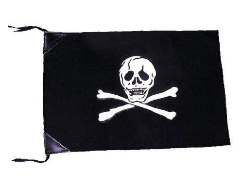 [MORRIS COSTUMES Flag Pirate Cotton] (Pirate Costumes Footwear)