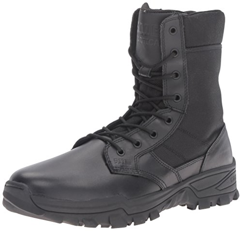 5.11 Tactical Men's Speed 3.0 Urban Sidezip Boot Ortholite Insole, Moisture Wicking, Style ()