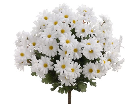 19-Artificial-Daisy-Flower-Bushe-in-White-with-No-Pot-Pack-of-3