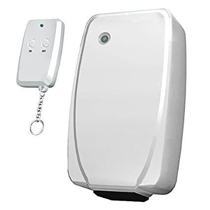 Wireless Christmas Light Controller with Remote Control - Single Outlet - White - 120 Volts - Outlet Plates - Amazon.com