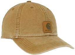 Carhartt Men\'s Odessa Cap,Brown,One Size