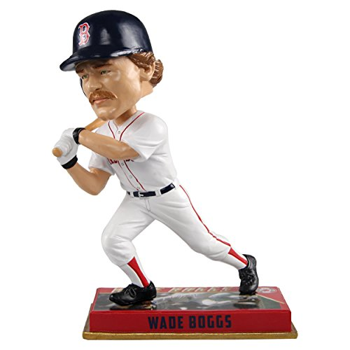 (Forever Collectibles Wade Boggs Boston Red Sox MLB Legends Series Bobblehead MLB)