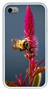 amazing iphone 4S cases Insect 01 TPU White for Apple iPhone 4/4S