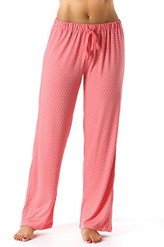 Just Love Women Pajama Pants - PJs - Sleepwear 6332-COR-1X