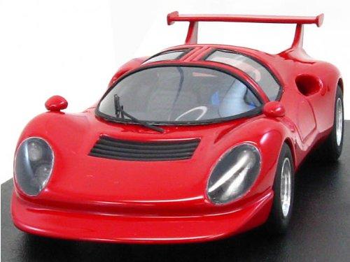 1/43 フェラーリ ディノ レーシングSP(若松ENG仕様) 「レジンモデルシリーズ」 LSCW001