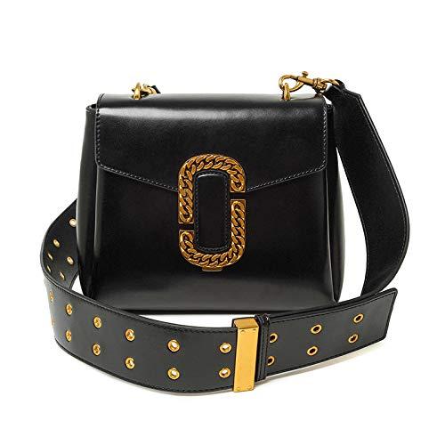 En Mode De De Sac Moto Ladies Bag Black épaule Messenger Large De à Bandoulière Main Cuir wqRWEUO