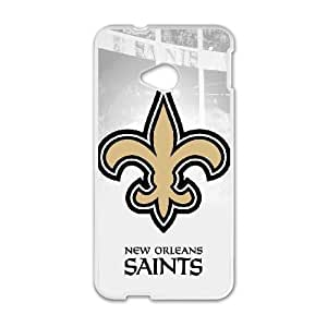 HTC One M7 Phone Cases NFL New Orleans Saints Cell Phone Case TYE782620