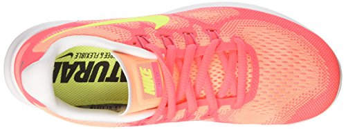 Nike Free Running volt Rn Glow Multicolore Scarpe violet 2 hot Donna sunset Wmns Punch Dust rwTXxr
