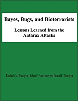 Bayes, Bugs, and Bioterrorists: Lessons Learned from the Anthrax Attacks