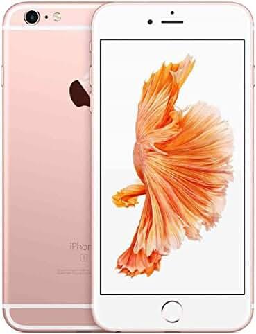 Apple iPhone 6S - 16GB GSM Unlocked - Rose (Certified Refurbished)