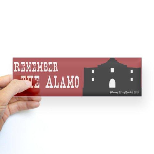 cafepress-remember-the-alamo-bumper-sticker-10x3-rectangle-bumper-sticker-car-decal