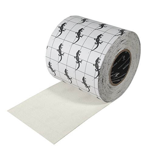 Gator Grip: Anti-Slip Tape, 6'' x 60', White by Gator Grip