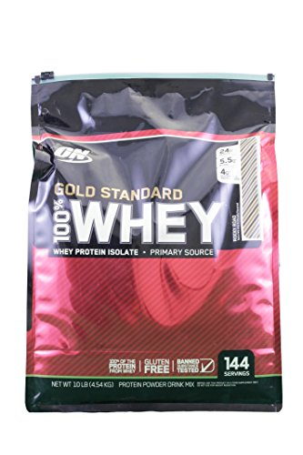 Optimum Nutrition 100 Whey Rocky