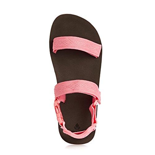 Reef Convertible 3Chanclas para mujer, color rosa/marrón