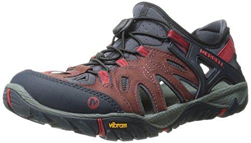 Merrell Männer All Out Blaze Sieb Wasser Schuh rot