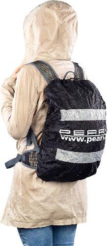 PEARL Rucksack Schutzhülle: Regenhülle für Rucksäcke bis 40 Liter (Wasserdichter Rucksackschutz Hülle) vqpfHnPtqA