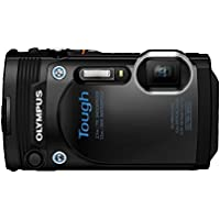Olympus TG-860 Tough Waterproof Digital Camera with 3-Inch LCD (Black) Noticeable Review Image
