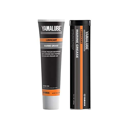 Yamalube ACC-GREAS-10-CT Marine Multi-Purpose Grease, 10 oz Tube