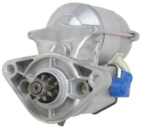 Turbo Supra Toyota (New Denso Toyota Starter Fits A 1981-1990 Toyota Cressida, 1982-1990 Supra, With & Without Turbo, 12 Volts, 1.4 kW, 9 Teeth, OSGR)