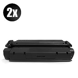 Tóner Reconstruido 2x para Canon Fax L380 Canon T / L390 / L400 / L170 Faxphone / Canon D320 / D340 / D383 / 510 / PC-D320 / D340 PC