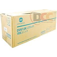 Genuine Konica Minolta Developing Unit DV612K for Bizhub C452 C552 C652