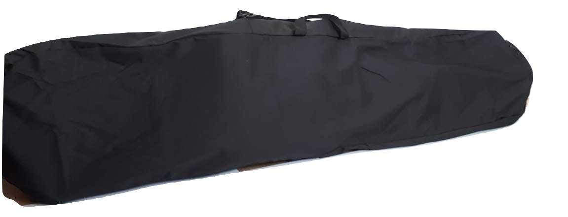 Long Snowboard Bag, Board Sleeve Black 69 inch Bag for Normal and Larger Boards. Transport or Store Your Snowboard in This Great Sleeve Snowboard Bag.