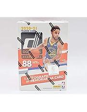 2020-21 Panini NBA Donruss Basketball Blaster Box - 11 Packs of 8-1 Auto or Memorabilia