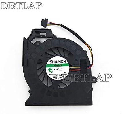 DBTLAP Fan Compatible for HP Pavilion DV7-6C03SZ Cooling Fan