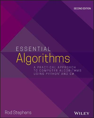 Essential Algorithms, 2nd Edition