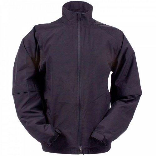 mens half sleeve rain jacket - 8