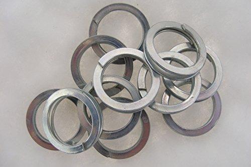 12 split ring - 2