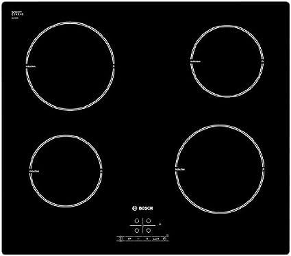 Bosch Serie 4 PIA611B68J piano cottura Nero Incasso A induzione