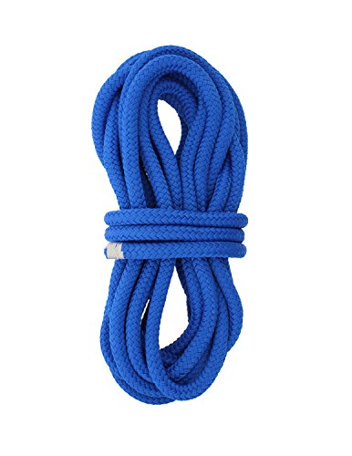 - Double-Braided Nylon 1/2 Inch x 30 Feet Rope, 500 lbs Pound Limit – Boat Windlass Anchor Rode, Dock Line, Tree Tensioner