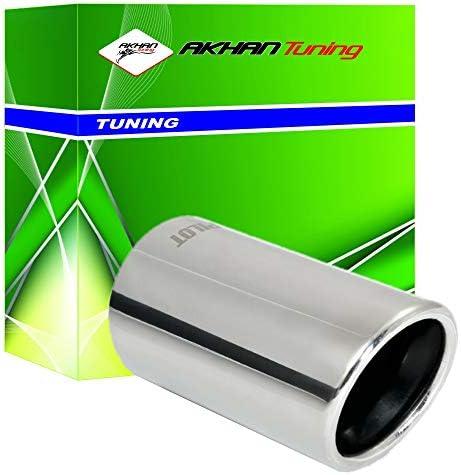 ER60025 - Acero inoxidable de tubo de escape del tubo de ...